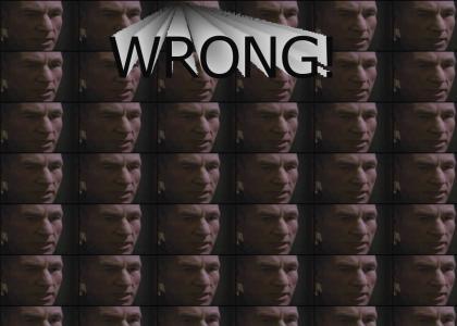 Picard - WRONG!