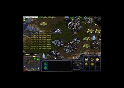 StarCraft Spins Me Round