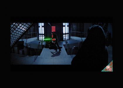 KOENTMND:  Koen Warz: Luke Chooses the Light Side of The Matlab