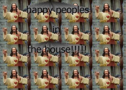 happy peoples in the house!