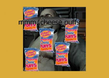 The Cheese Puffs song