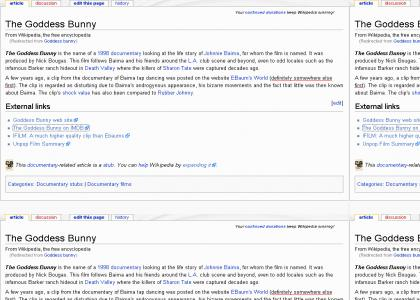 Wikipedia's looking not so neutral