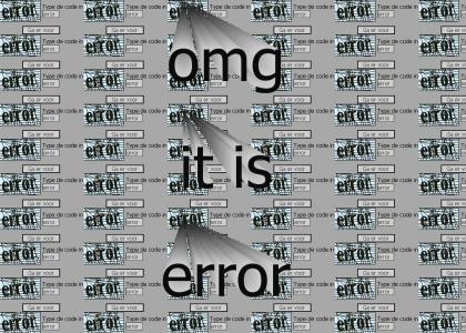 error:-(