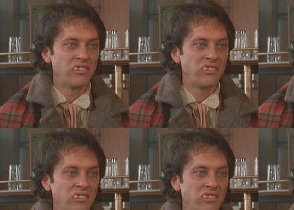 Withnail is a bum