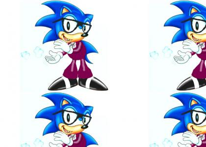 Sonic gives some Shag Advice