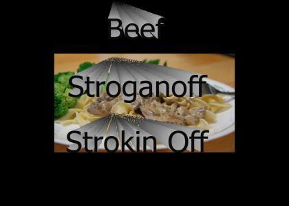 Beef Strokinoff