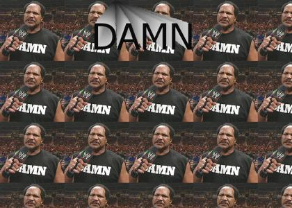 Ron Simmons: DAMN
