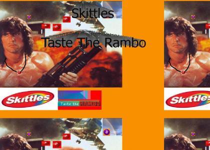 Skittles New Slogan