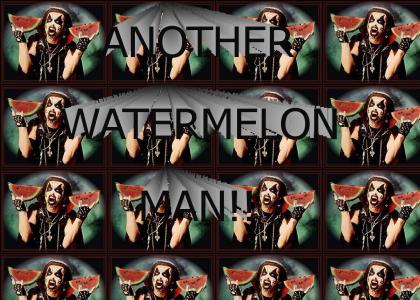 King Diamond Loves Watermelon