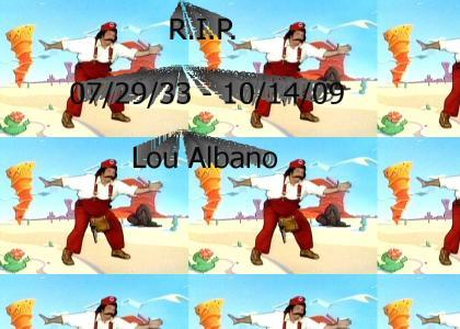 R.I.P. Mario
