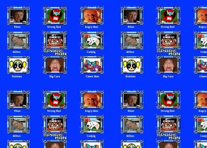 Mega Man: The Sparkman101 Edition
