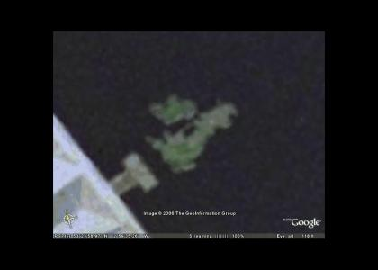 Google Earth - Endless England Zooming