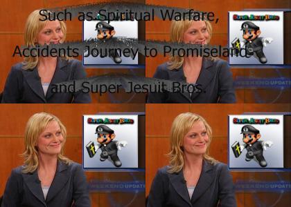 Super Jesuit Bros.