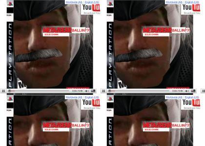 Metal Gear Ballin 3: Solid Chawa