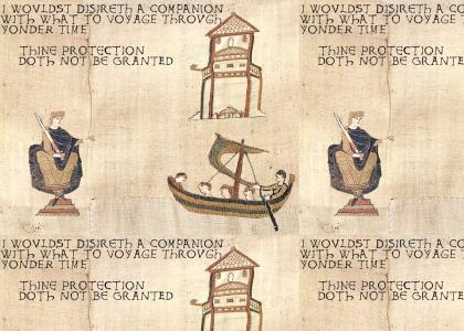 Medieval Safety Not Guarenteed