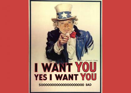Bob Dylan Wants You