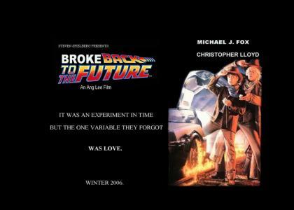 BrokeBack To The Future