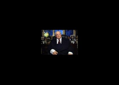 Sir Patrick Moore Speaks on Pluto