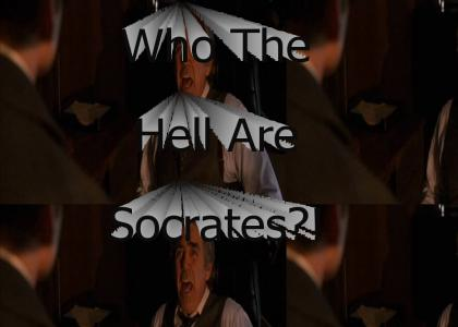 Who The Hell Are Socrates?!
