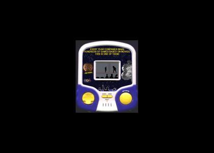 MST3k Hanheld Game (edit: Not a Tiger Handheld)