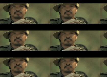 John Rambo's Turret Chunks