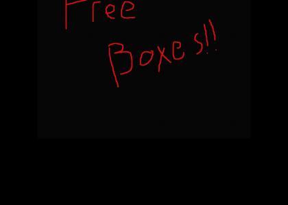 Free Boxes!