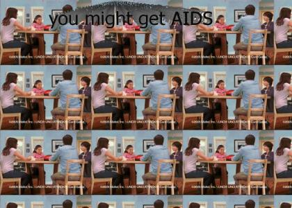 UNO Attack - You might get AIDS