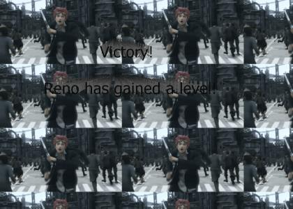 Advent Children: Game Text Mode