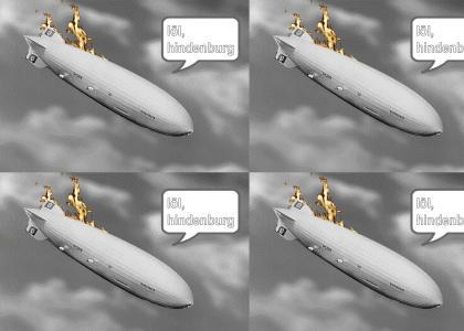 lol, Hindenburg