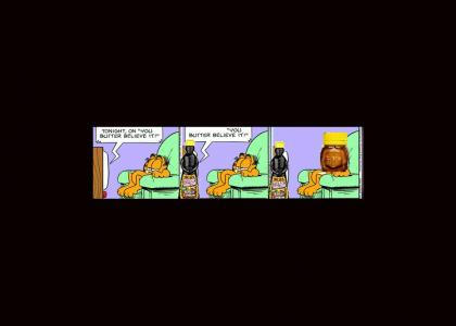 garfield: Jim Davis Has Gone insane(jim davis needs therapy)