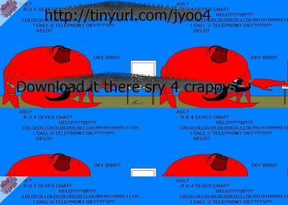 Crab Alien Song 4 dunladz!
