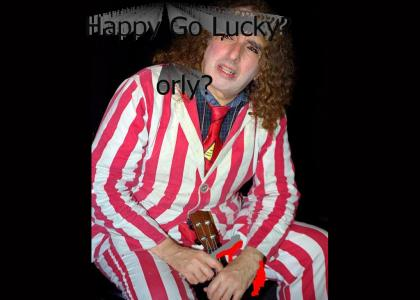 Is Tiny Tim Really That Happy?