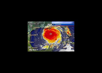 Our God Is Awesome...at Creating Hurricanes