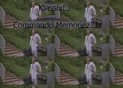 Commando Klassix™ Memoriez™