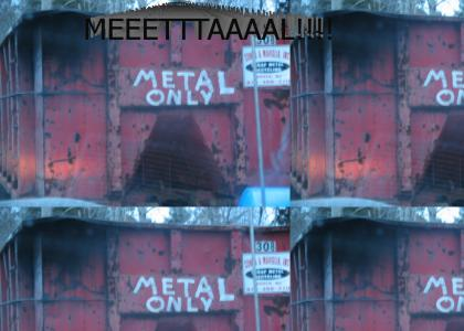 METAL ONLY!!! (DEW ARMY)