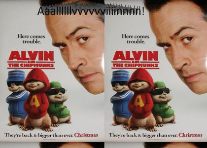 Alvin and the Chipmunks go gangsta (CGI Movie)