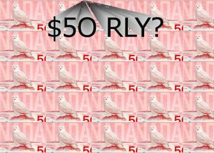Canadian $50