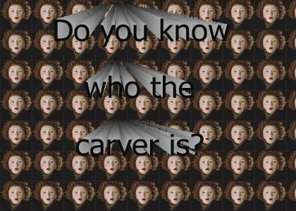 Do you know who the carver is?