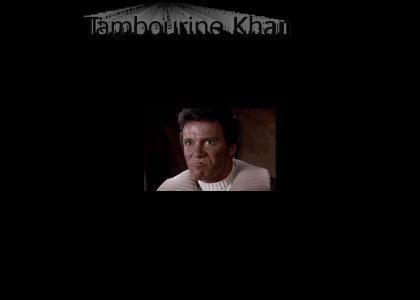 Tambourine Khan