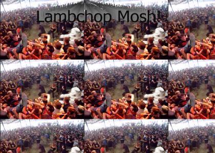Lambchop Mosh!