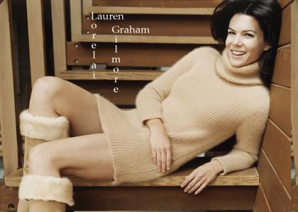 Lauren Graham / Lorelai Tribute