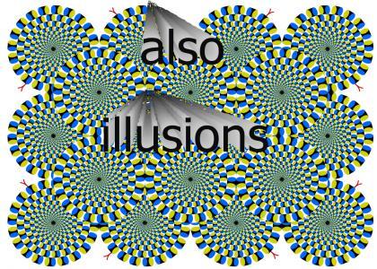 Human Eyes are Ridin Spinnas