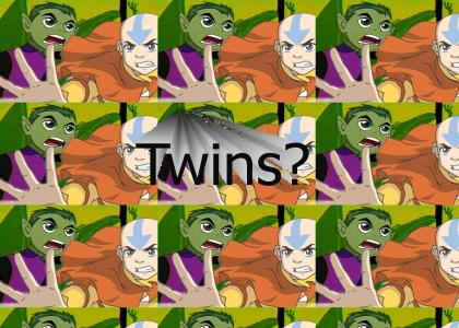 Twins?!