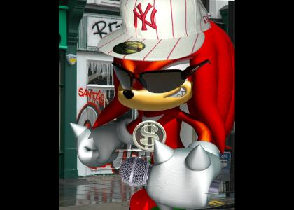 The REAL Knuckles Rap