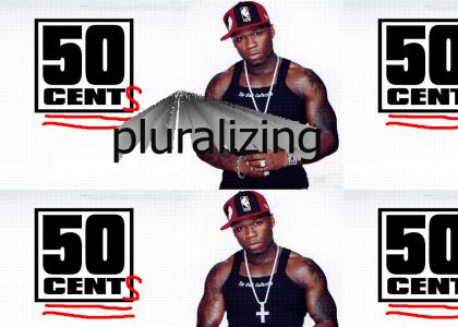 50 Cent had one weakness...