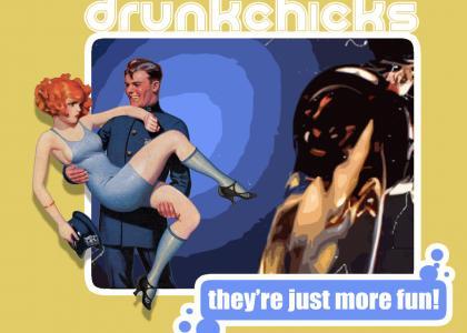 TOURNEY3: drunk chicks