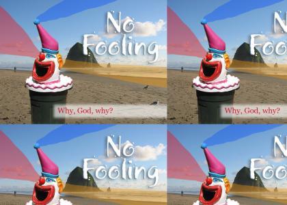Why, god, why?