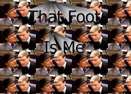 Dean Wormer is a Foot