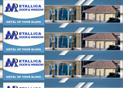 Metallica Window And Door