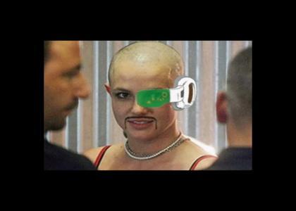 Britney's True Form